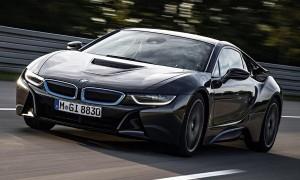 BMW-i8-Frankfurt-motor-debut-front-3-4