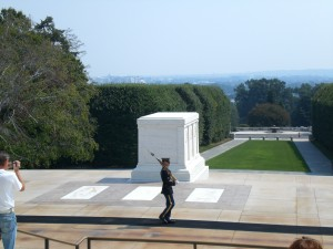 The Tomb Of The Unknowns, Arlington National Cemetery