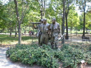 Viet Nam Veterans Memorial