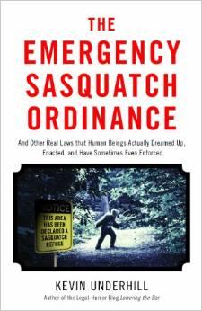 emergency sasquatch