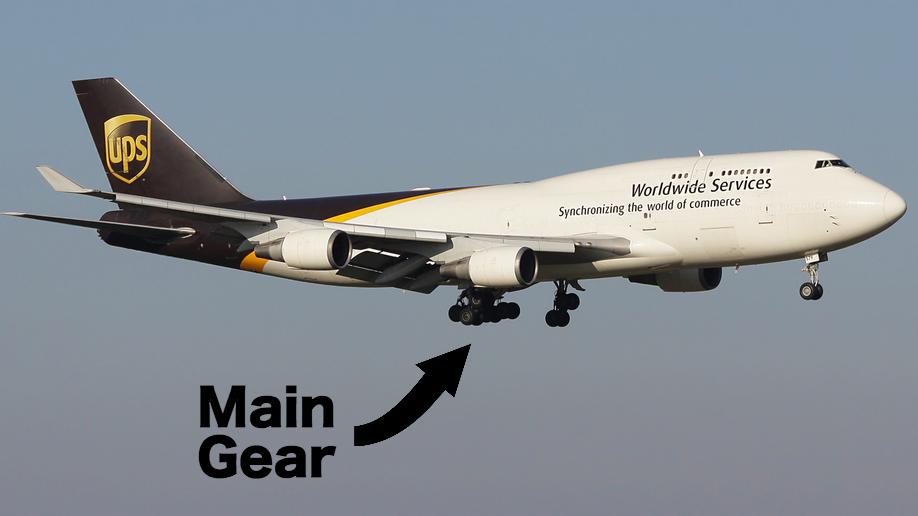 UPS 747